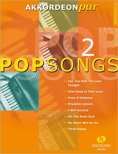 Pop Songs 2 by Hans-Guenther Koelz