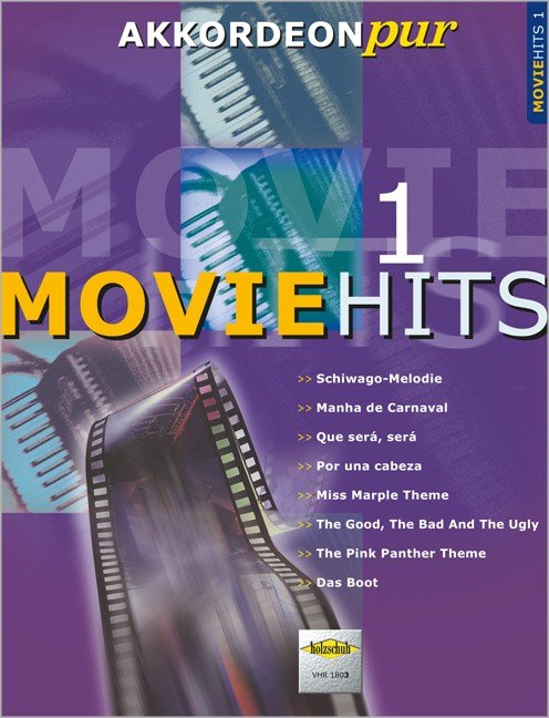 Movie Hits 1 by Hans-Guenther Koelz