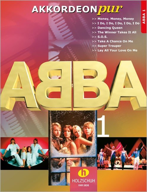 ABBA 1 for Accordion