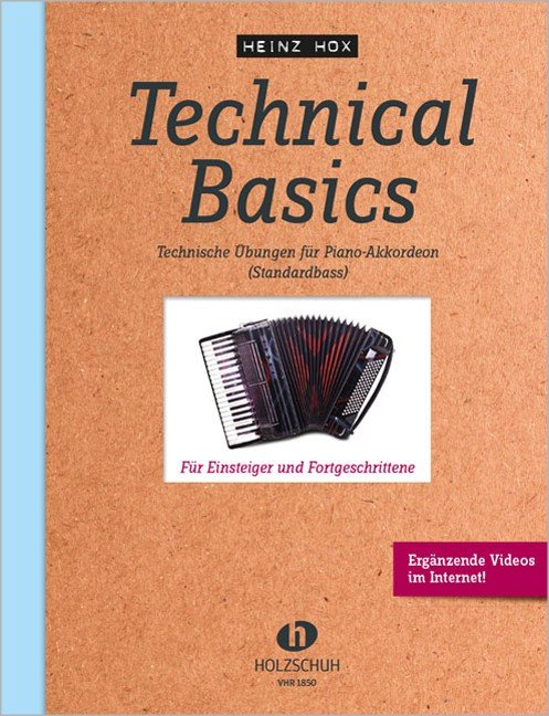 Technical Basics by Heinz Hox