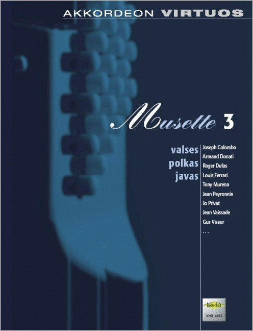Musette 3 by Markus Poecksteiner and Manuela  Kloibmueller