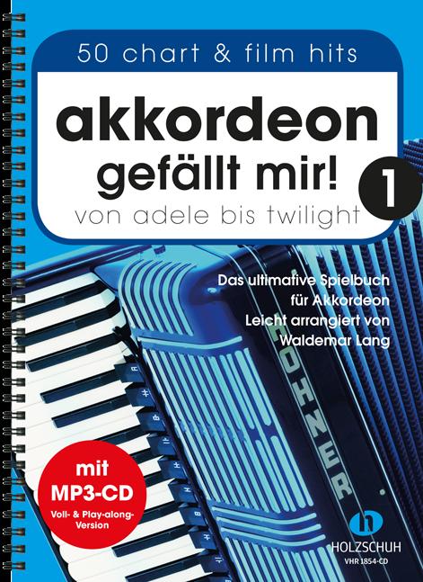Akkordeon gefaellt mir! 1 by Waldemar Lang