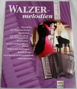 Walzermelodien: Waltz Melodies