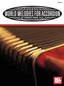 World Melodies for Accordion (Book)