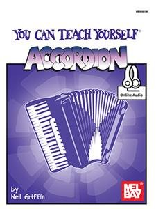 You Can Teach Yourself Accordion (Book + Online Audio)