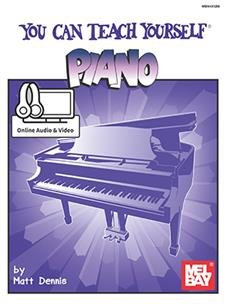 You Can Teach Yourself Piano (Book + Online Audio/Video)