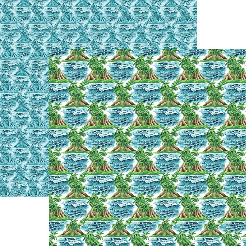 CLICK HERE FOR MORE DESIGNS Vintage Paradise Double-Sided Cardstock 12X12