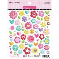 My Candy Girl Puffy Stickers Sprinkles
