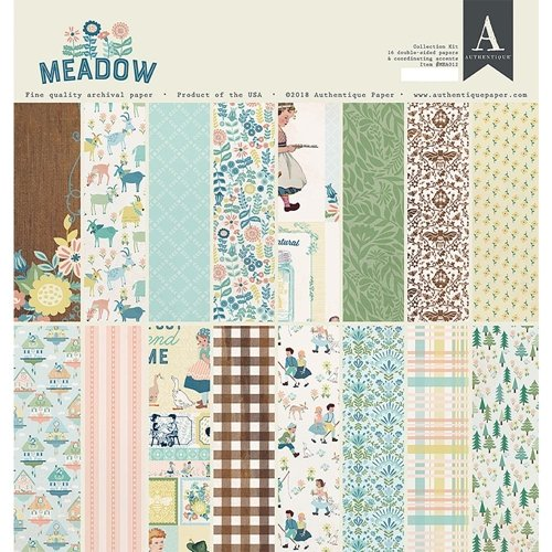 Authentique Meadow Collection Kit
