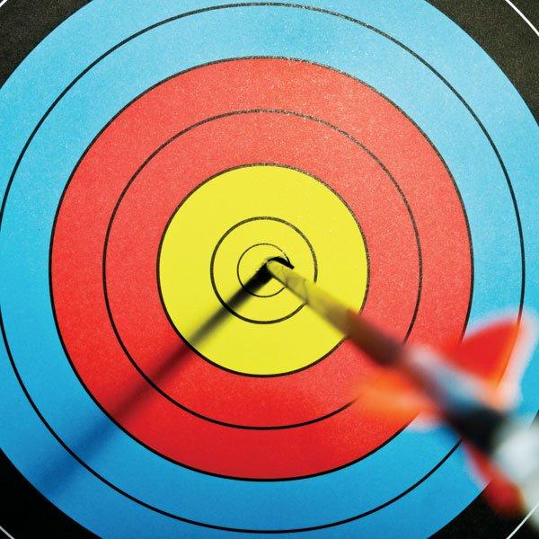 Archery Sports Close Up
