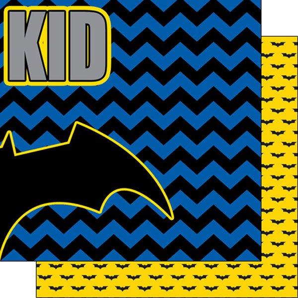 Bat Superhero Right