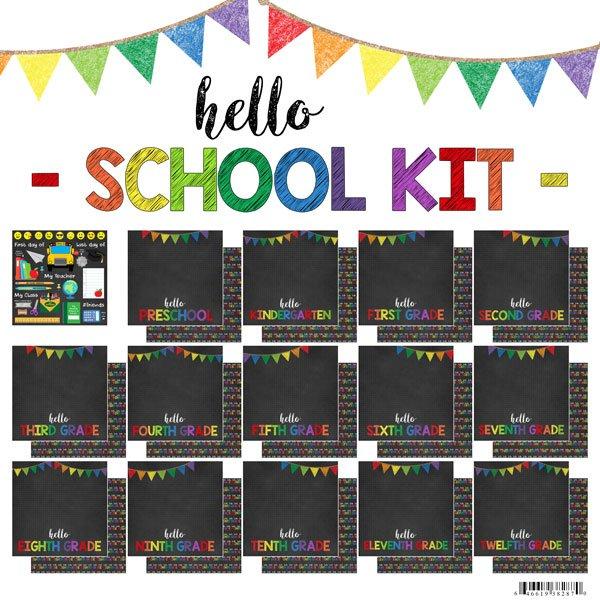 Hello School Kit