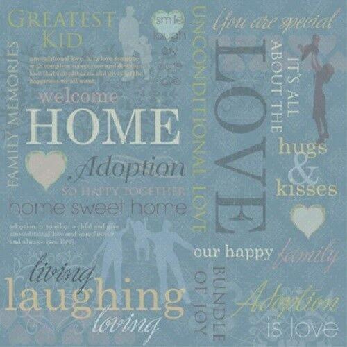 Adoption Collage