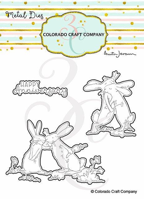 Colorado Craft Company Die Lots of Love