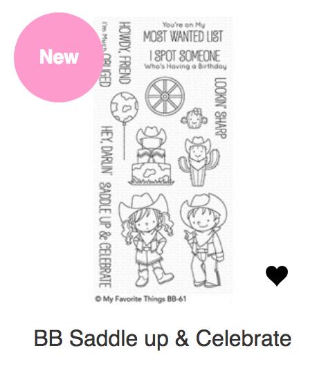 Saddle Up & Celebrate