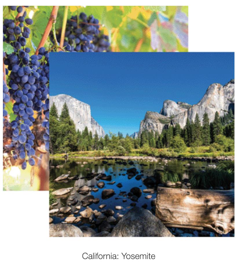 Rem California Yosemite