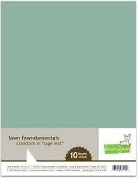 LF Sage Leaf Pk