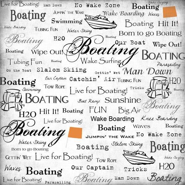 Boating-Live For