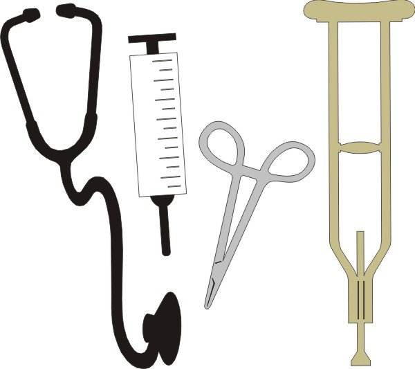 PeP Die Cuts Medical Set
