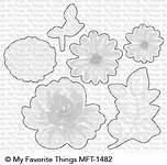 MFT Die Painted Petals