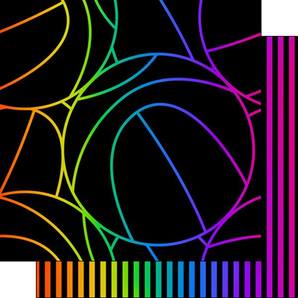 Basketball Neon 1