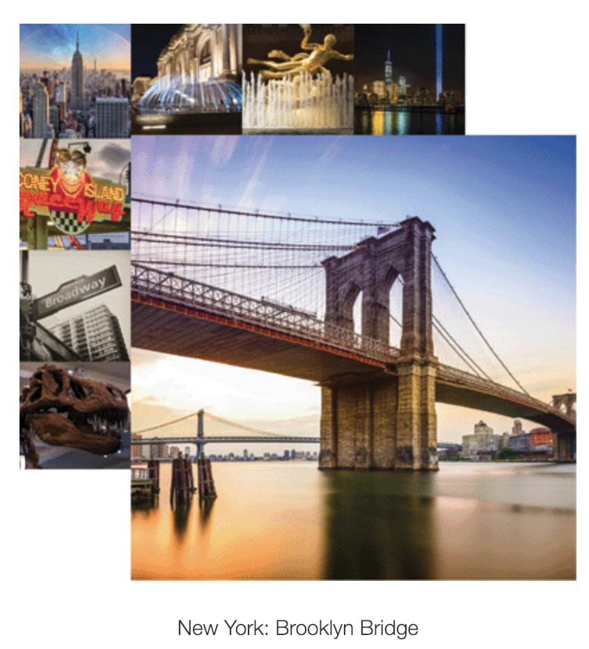 Rem New York Brooklyn Bridge