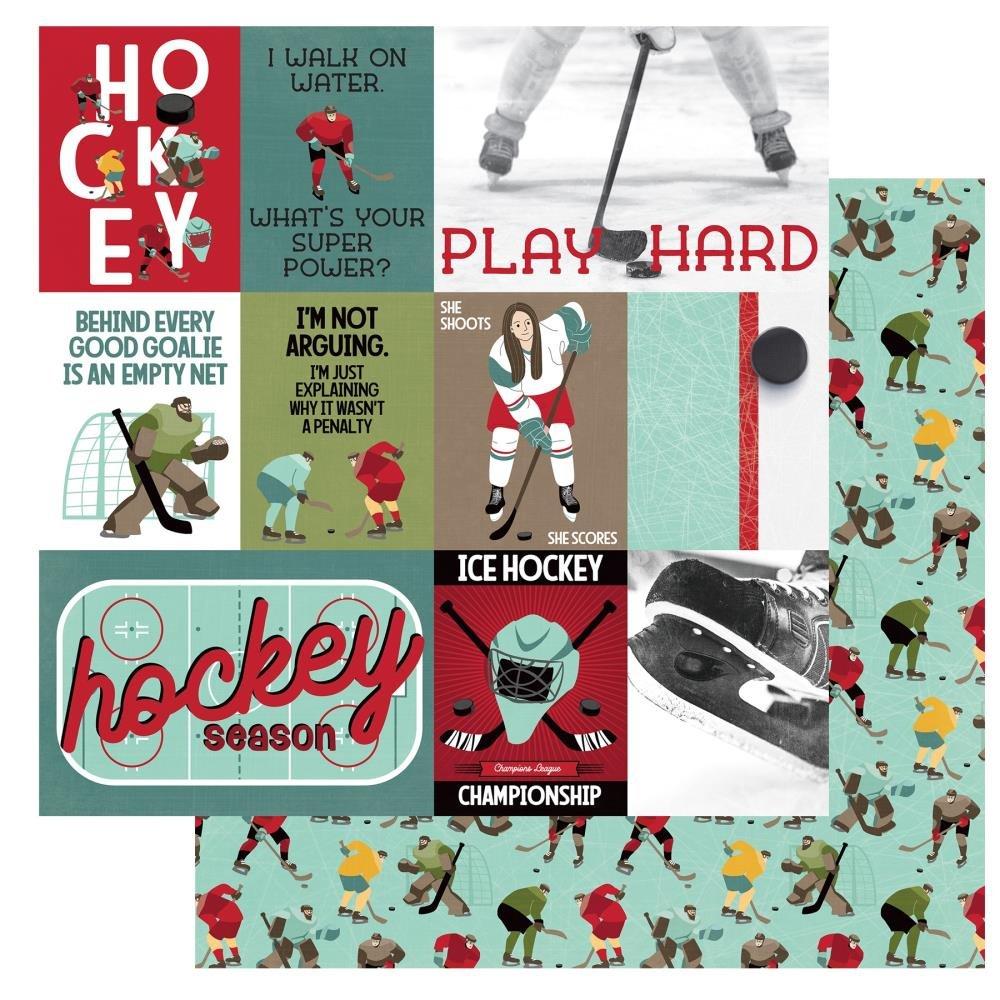 PhotoPlay The Hockey Life Play Hard