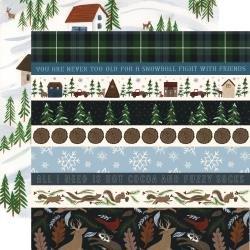 EP Warm & Cozy Border Strips
