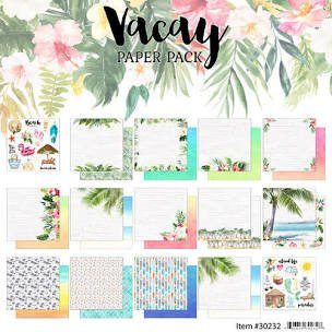 SC Vacay Paper Pack