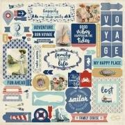 Aut Voyage Details Stickers