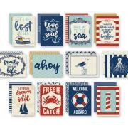 Aut Voyage 3x4 Pocket Crafting Cards