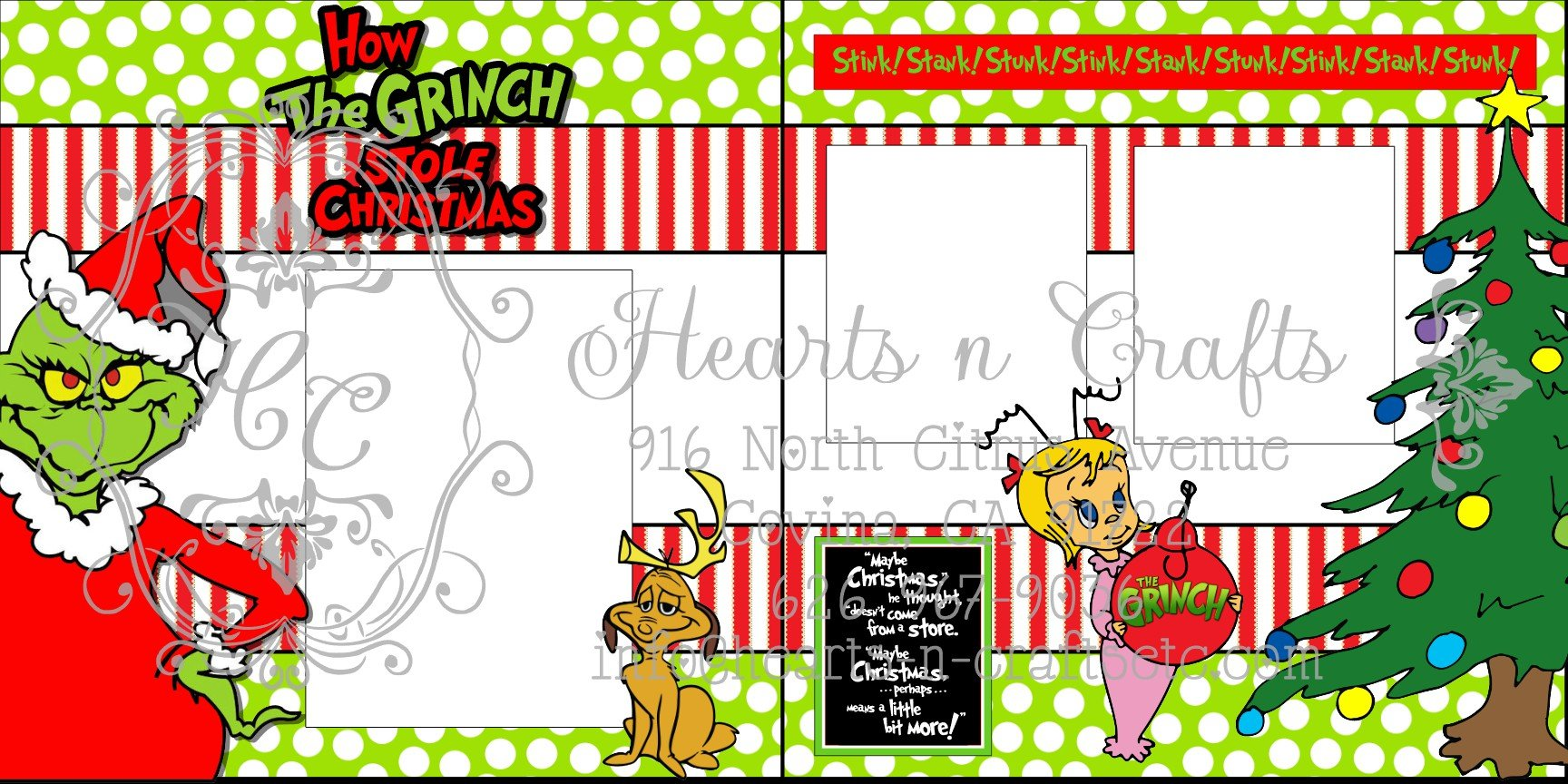 Grinch 2 Page Layout