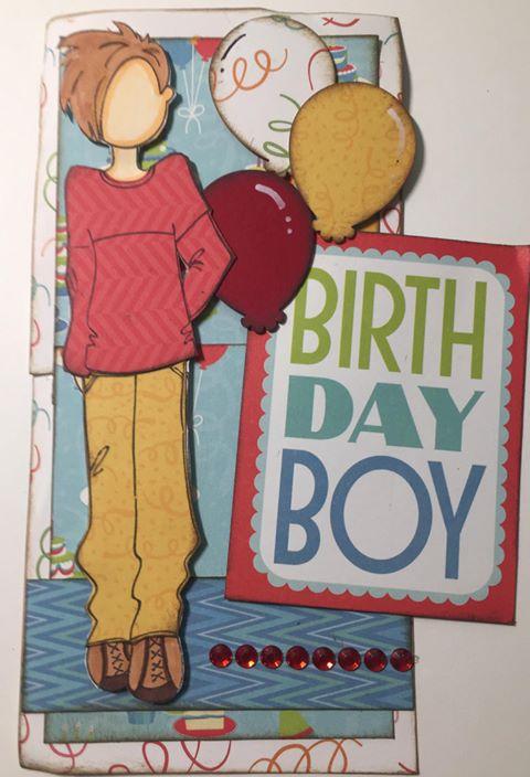 Aidan - Birthday Boy