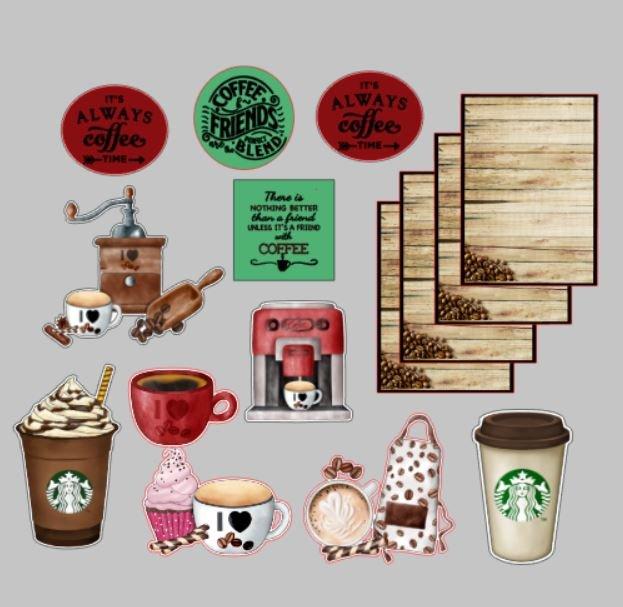 Coffee ATC kit