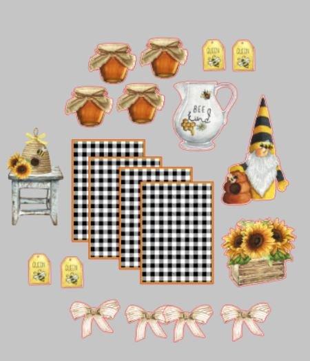 Queen Bee ATC kit