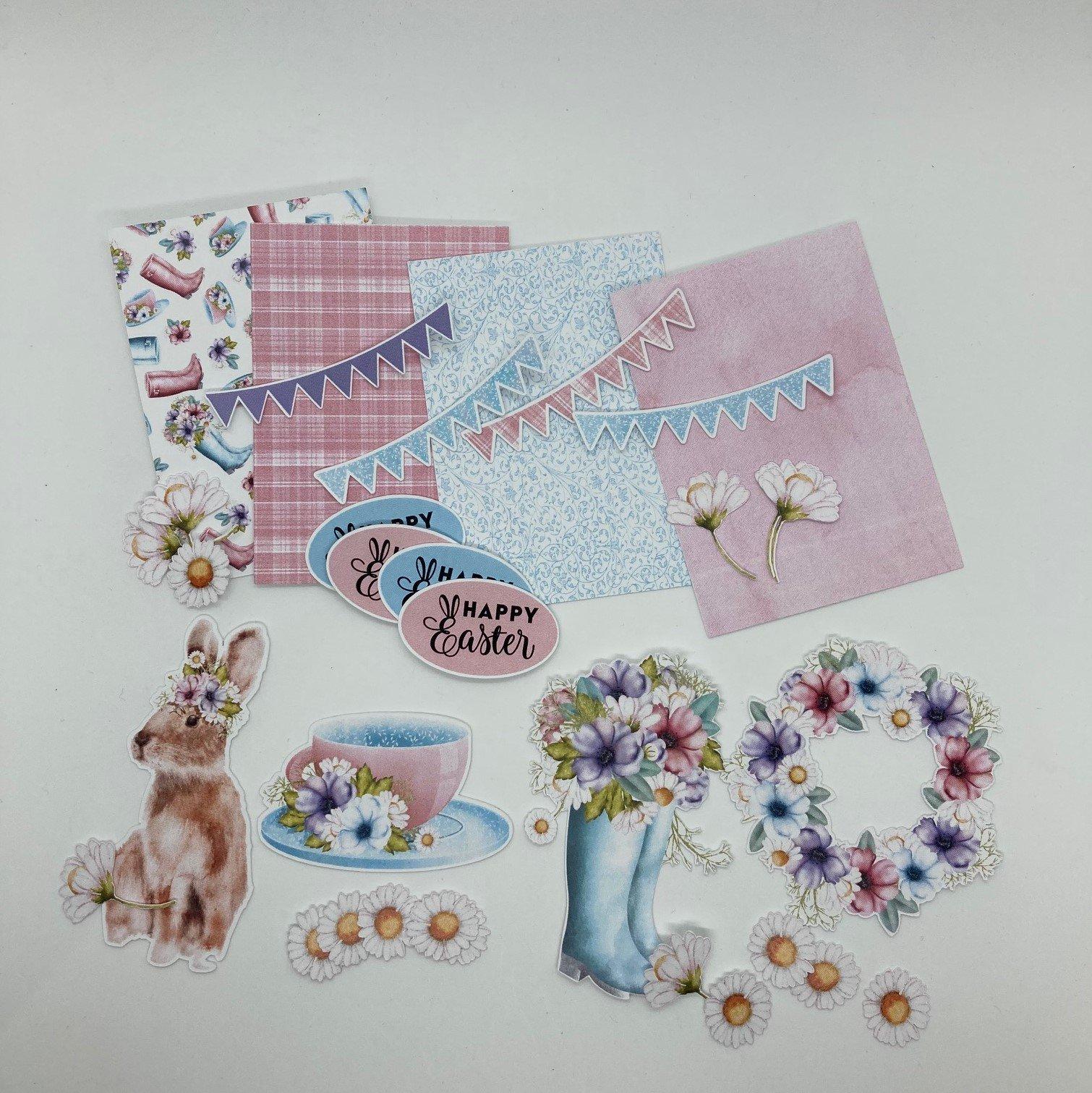 Easter ATC kit
