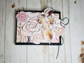 Beehive Envelope Mini Album