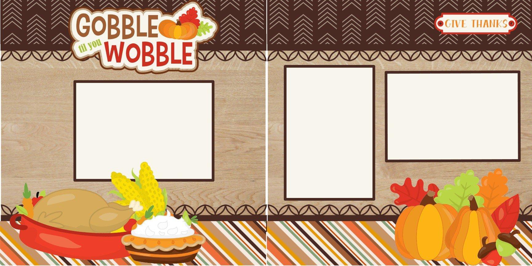 Goggle til you Wobble - 2pg layout