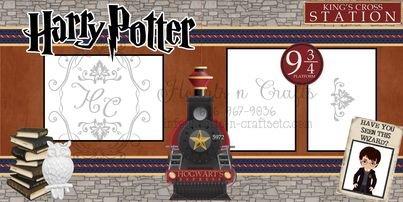 Harry Potter - King's Cross Station