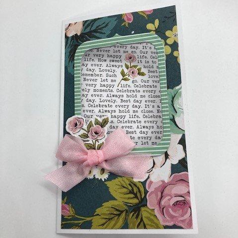 My Mind's Eye Splendor Card Kit