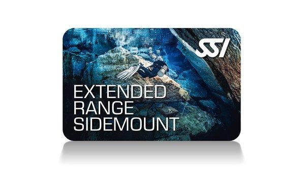 Extended Range Sidemount diving