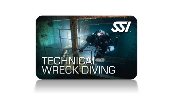 Technical Wreck Diving Instructor