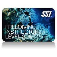 Freediving Level 2 Instructor