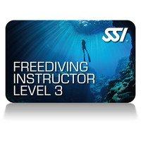 Freediving Level 3 Instructor