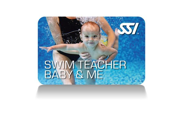 Swim Teacher Baby