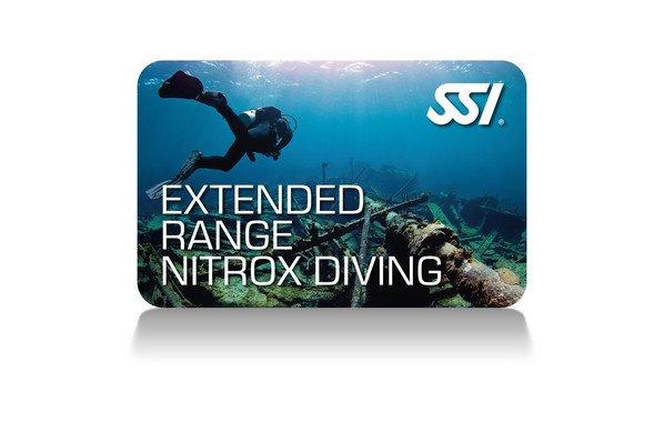 Extended Range Nitrox Diving