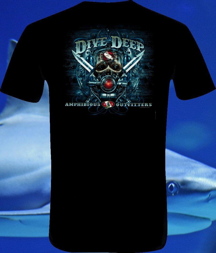 A/O T-Shirt Dive Deep