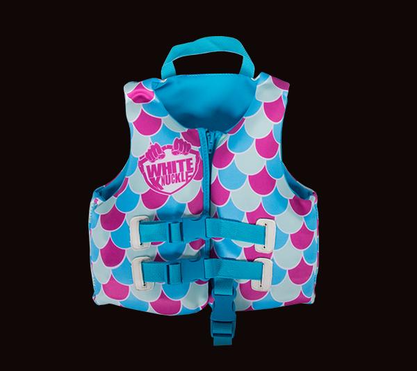 White Knuckle - Girls Child Neoprene Vest