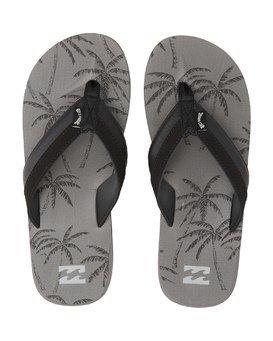 Billabong - All Day Impact Print Sandals
