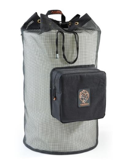 Akona - Deluxe Mesh Backpack